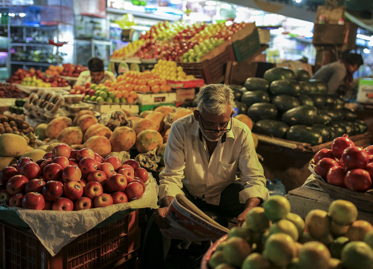 CPI Inflation Rises As Food Prices Increase