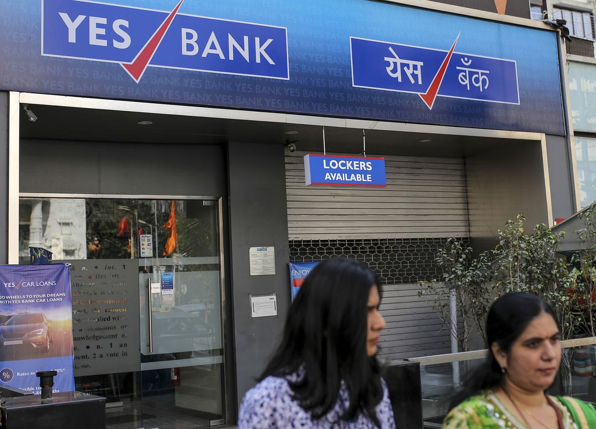 Yes Bank Slumps 30 Percent After SurpriseLoss