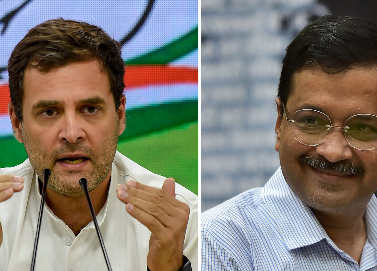 Had One Meeting With Rahul, He Refused Alliance With AAP: Kejriwal