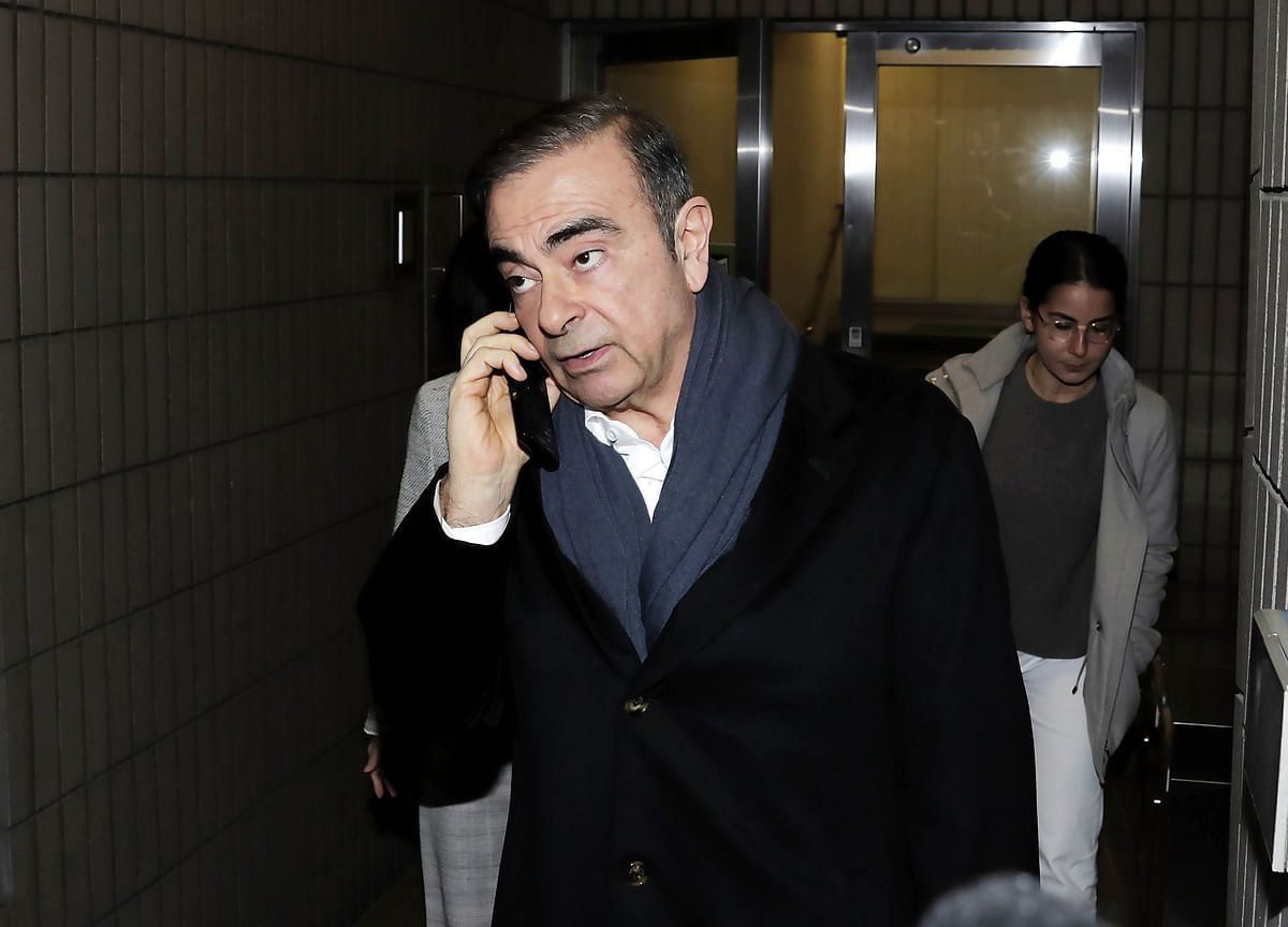 Ghosn's Fate May Hang on Complex Financial Web in Middle East