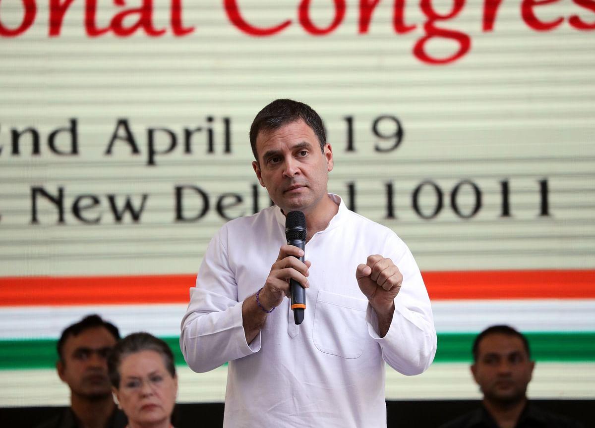 Rahul Gandhi Regrets Remarks Made On Rafale Verdict, Files Affidavit With Supreme Court