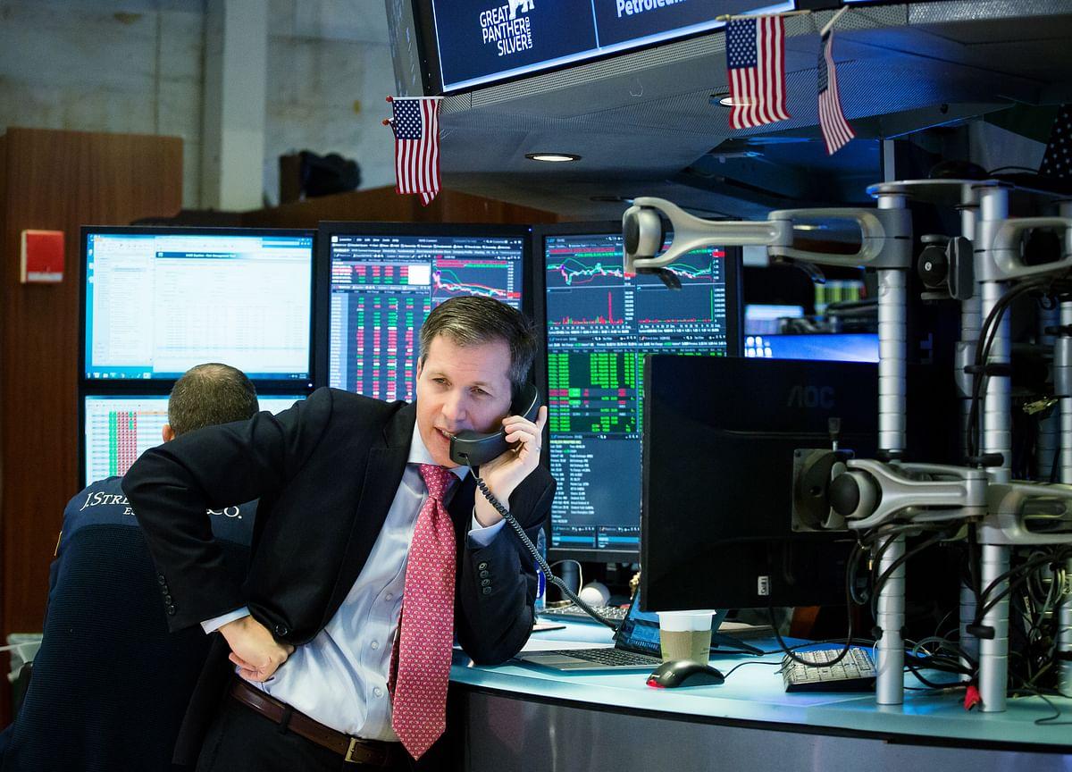 U.S. Stocks Rise Amid Earnings, Economic Data: Markets Wrap