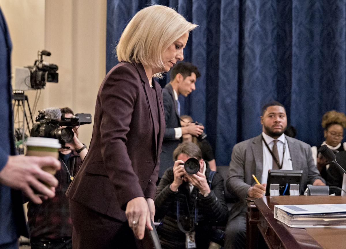 Nielsen Out at DHS as Trump's Frustration Over Border Boils Over