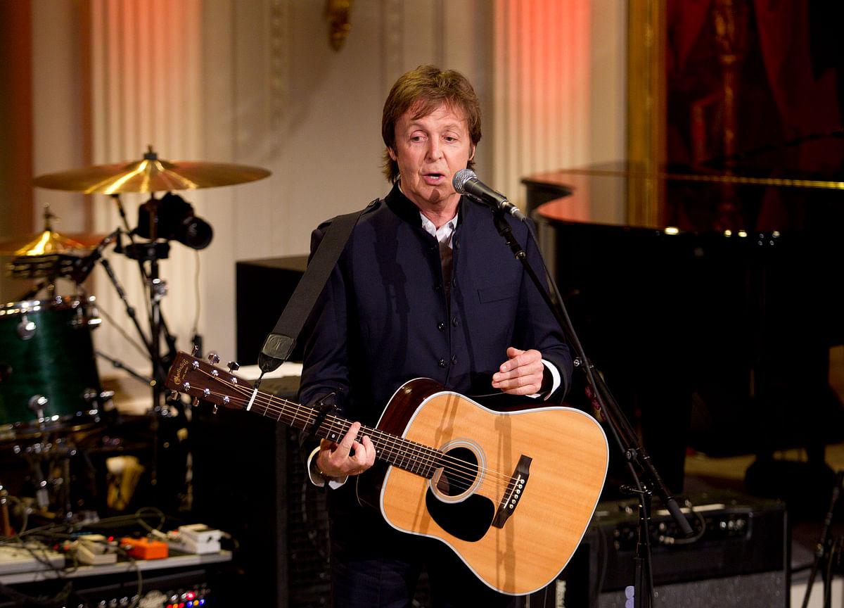 Clapton, McCartney Lend Beloved Guitars to the Met's Rock Instrument Exhibit