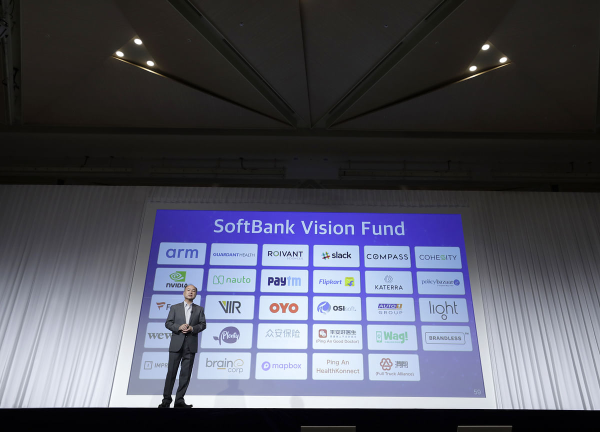 SoftBank to Seek $15 Billion More for Its Huge Tech Fund