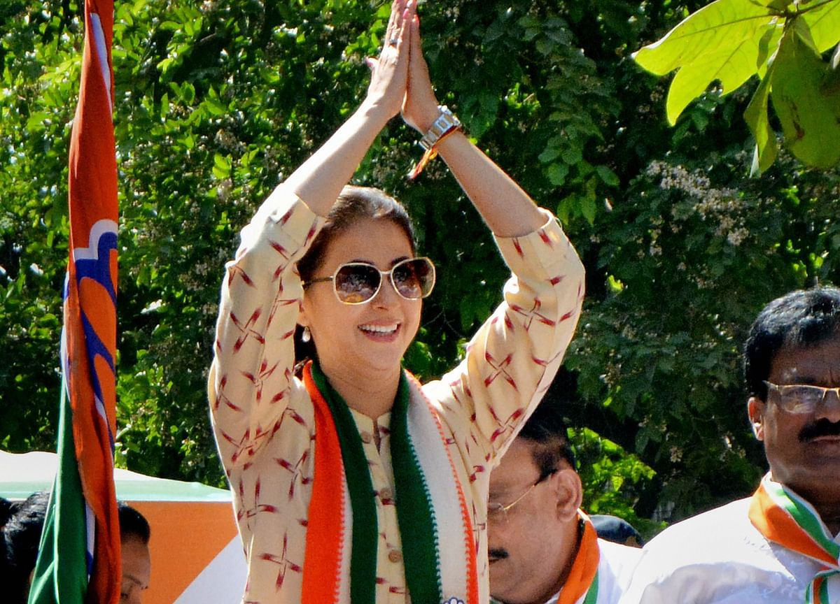 Election 2019: 'All I'm Asking For Is Time,' Says  Actress-Turned-Politician Urmila Matondkar