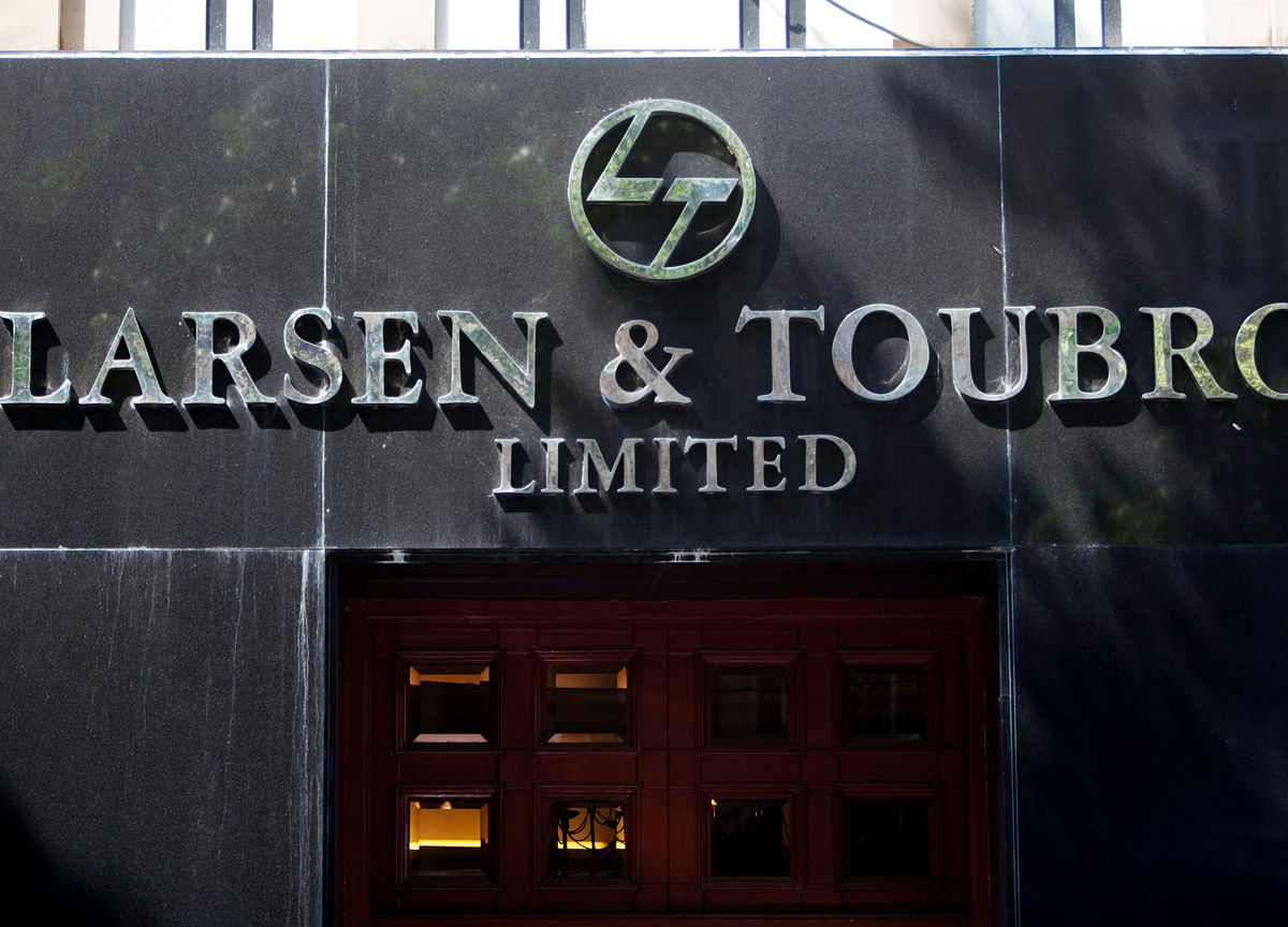 L&T Is Strong Beneficiary Of A Capex Pickup: Anand Rathi