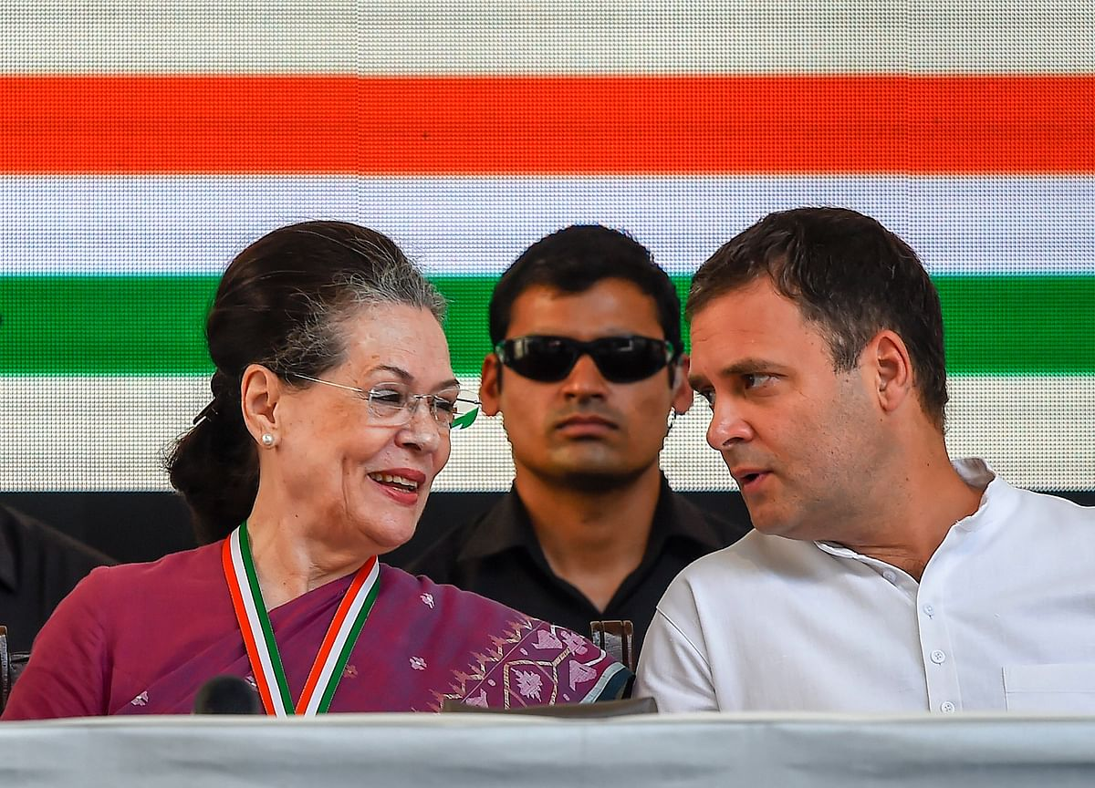 Rahul Gandhi To File Nomination From Amethi On April 10, Sonia From Rae Bareli On April 11