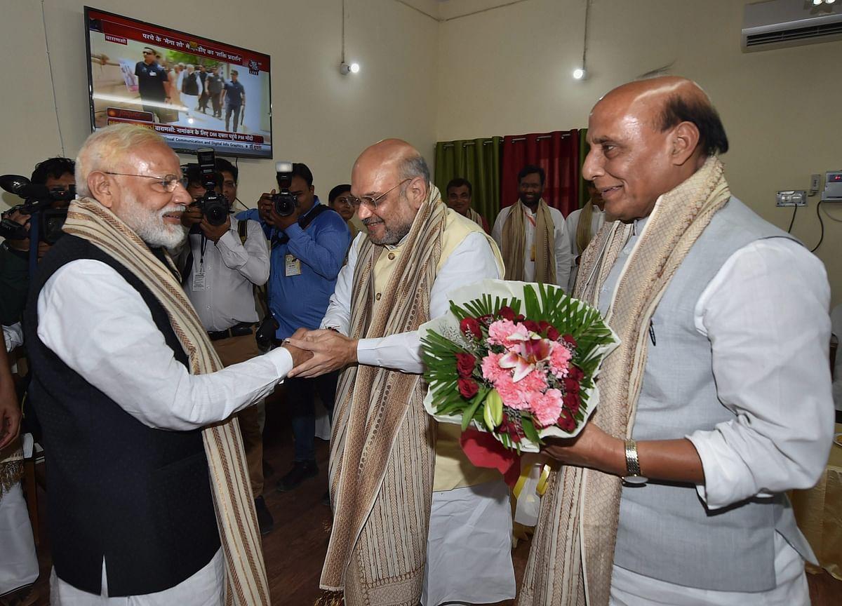 Election 2019: Narendra Modi Files Lok Sabha Nomination From Varanasi