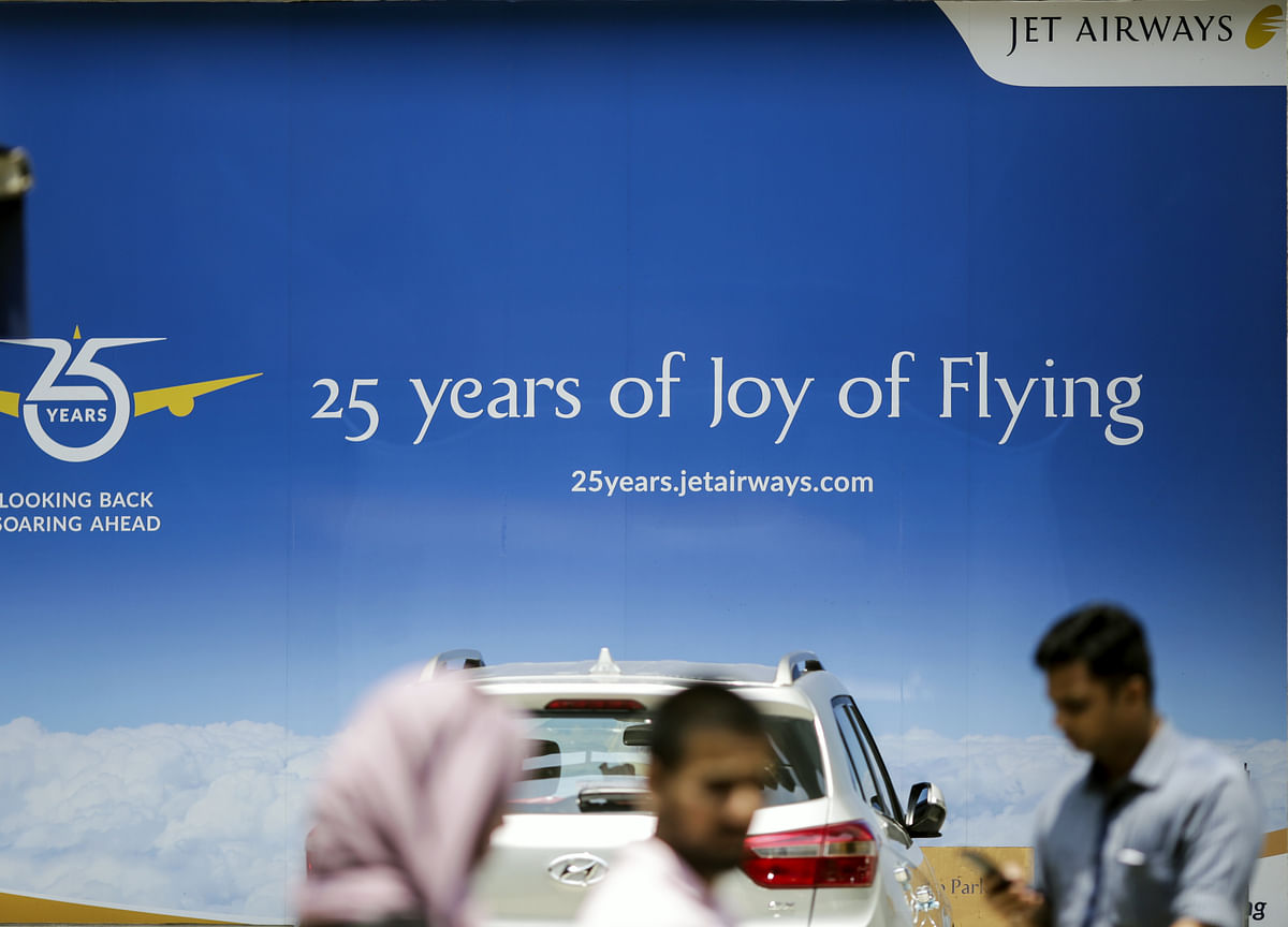 DGCA Said To Seek Credible Revival Plan From Debt-Laden  Jet Airways