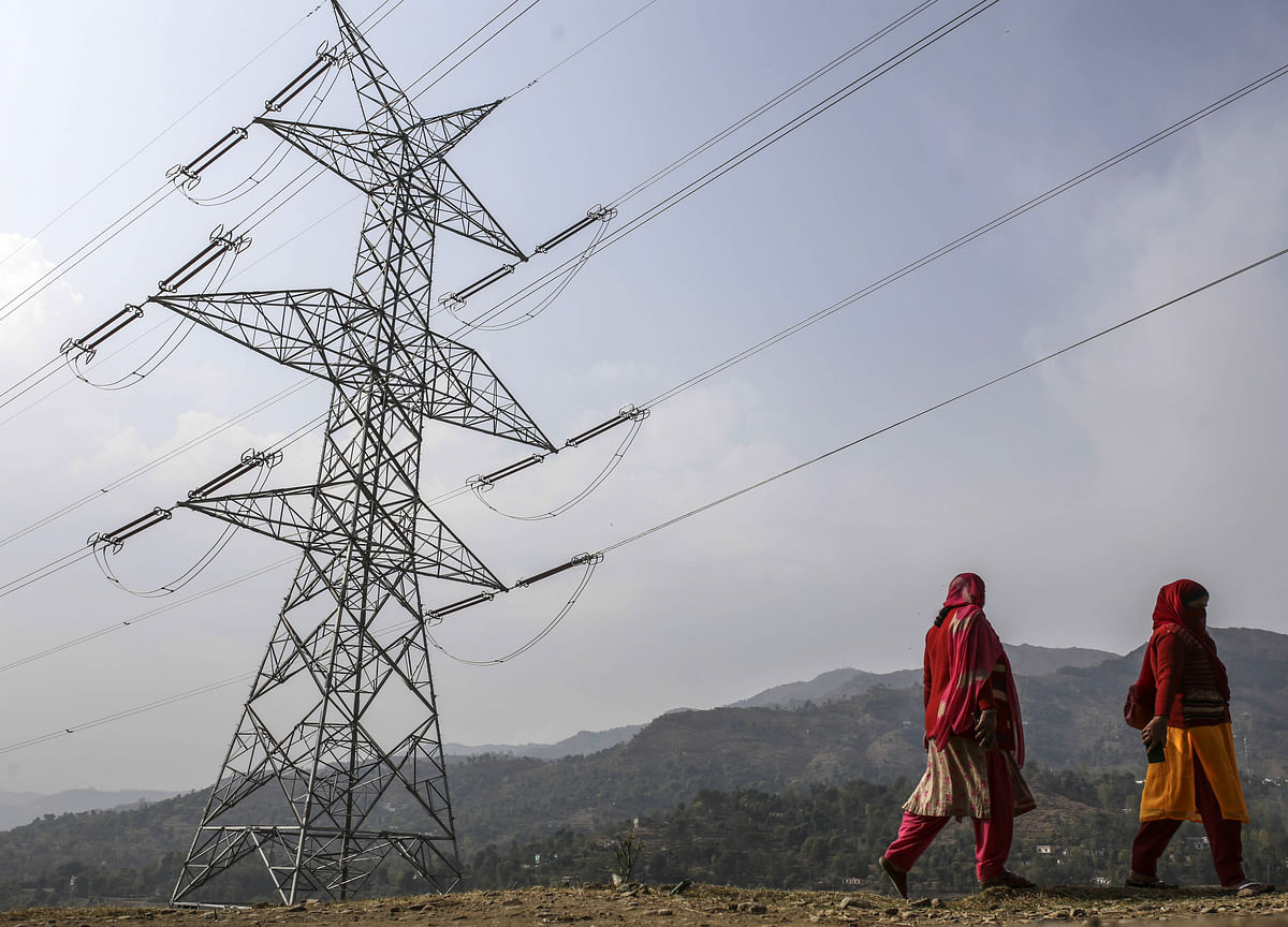 India's Power Goals Further Out of Reach asLosses Rise