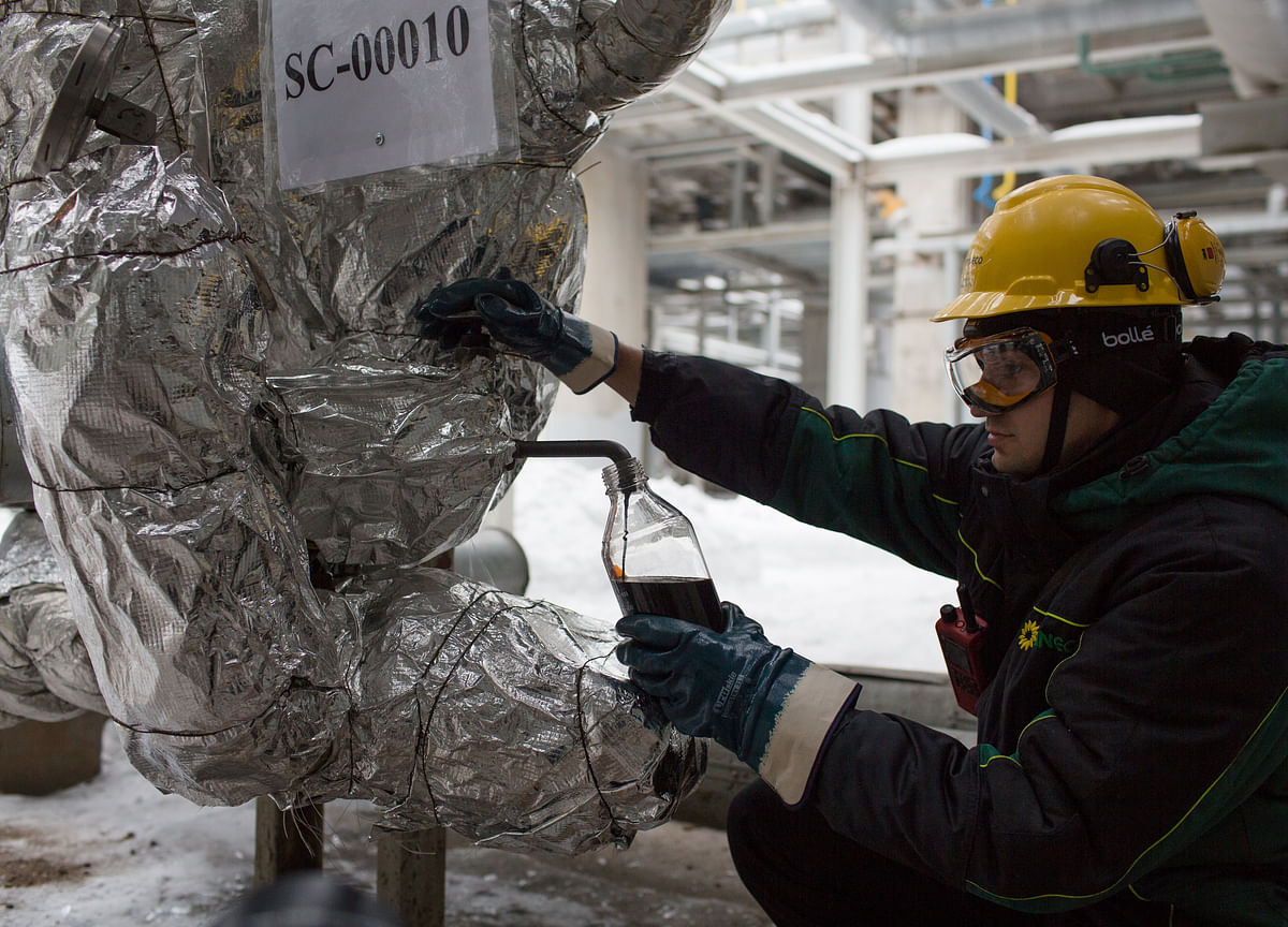 Russia Falls Short of OPEC+ Oil Output Cuts Target in March