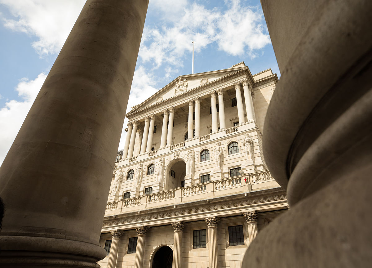 U.K. Starts Search for Carney Successor at Bank of England