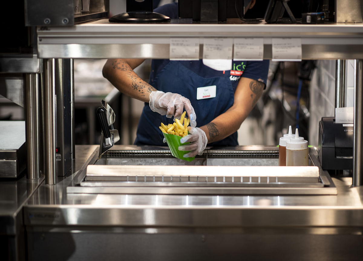 Restaurants Are Using an App to Staff Their Kitchens