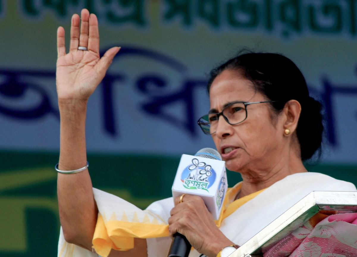 Within Rights To Transfer Officials During Polls, Election Commisssion Tells Mamata