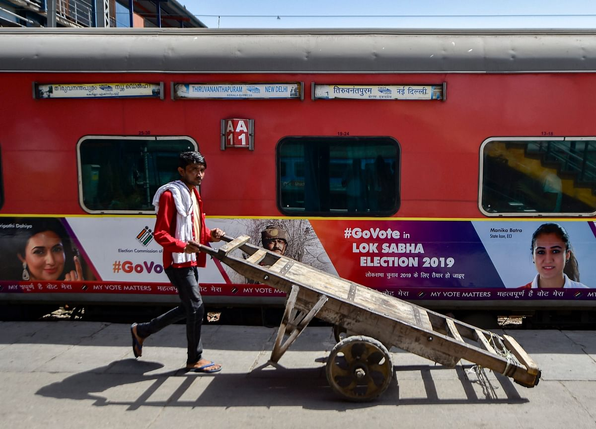 Railways Gets Notice For Using Modi's Photo On Tickets, BJP Slogan On Tea Cup