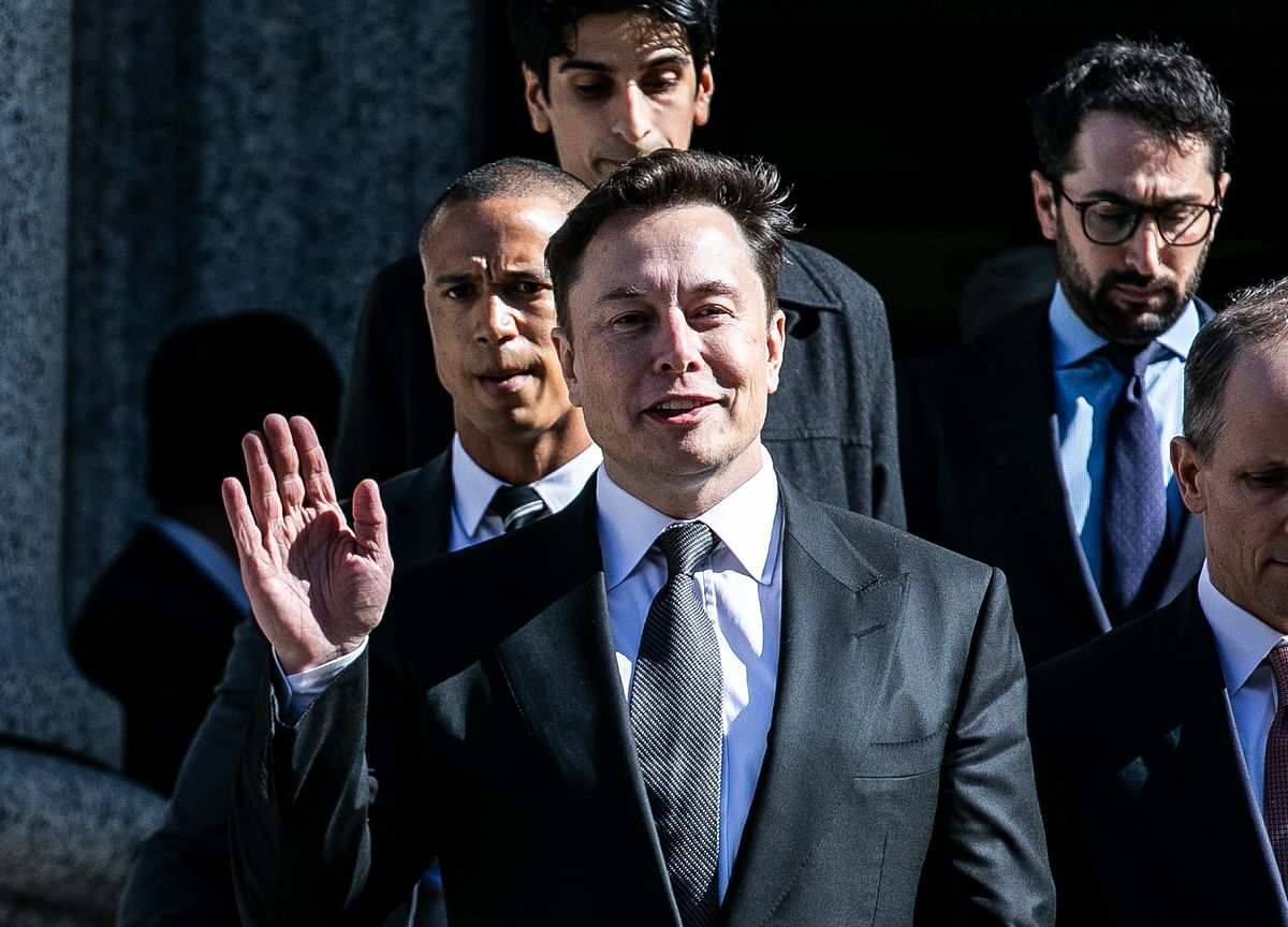 Musk Says Panasonic Battery Cell Lines Constraining Tesla Output