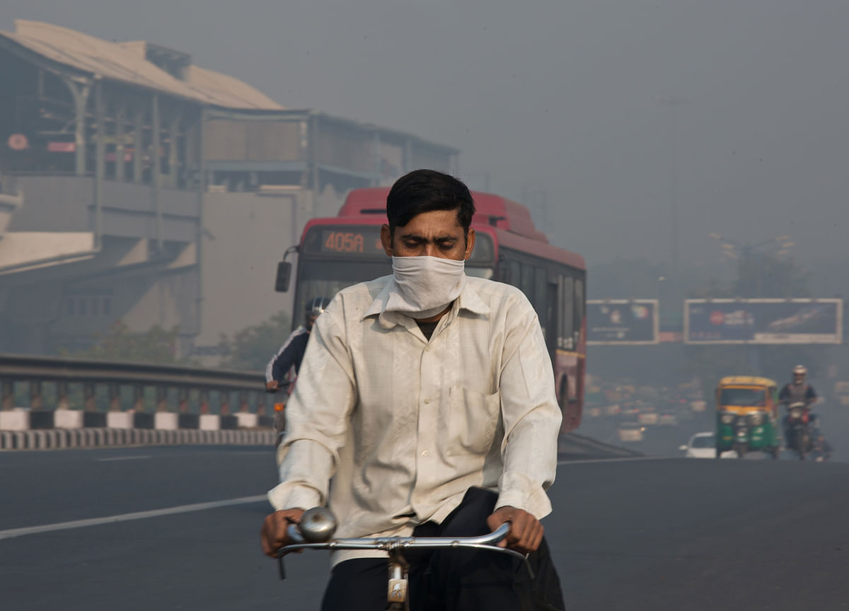 Over 12 Lakh Early Deaths In India Due To Air Pollution, Says Report
