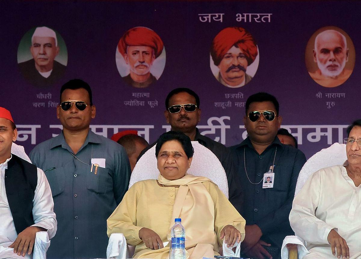 Election 2019: Caste Hands Mahagathbandhan An Edge In Big Fight For Uttar Pradesh