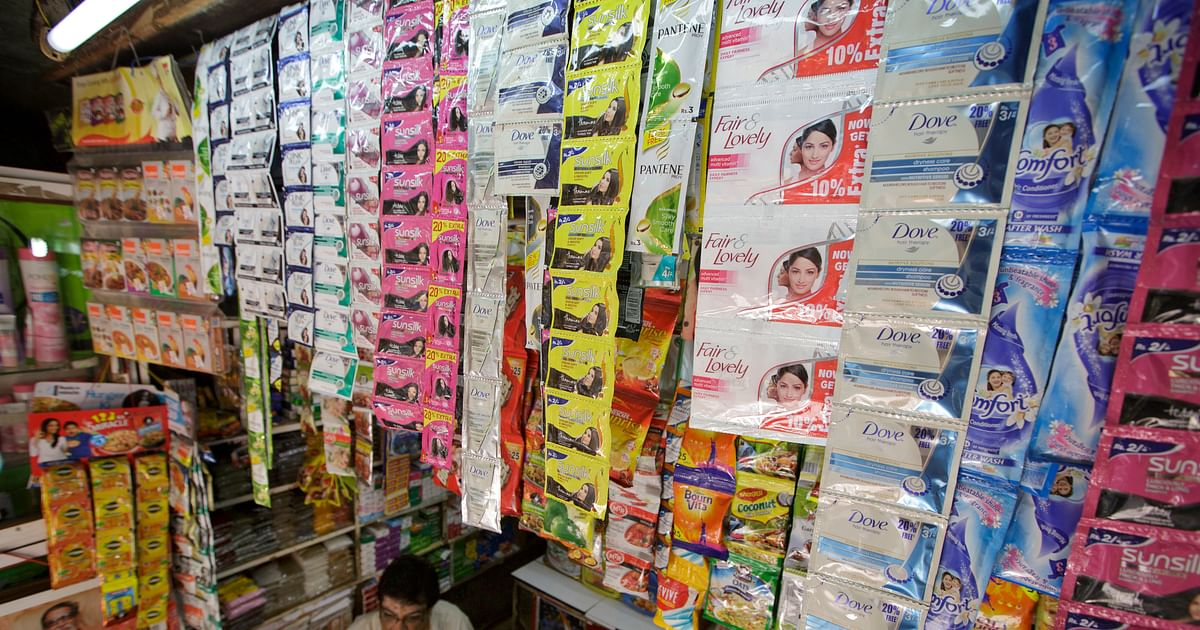 FMCG Sector Grows For Second Straight Quarter, Says Nielsen - BloombergQuint