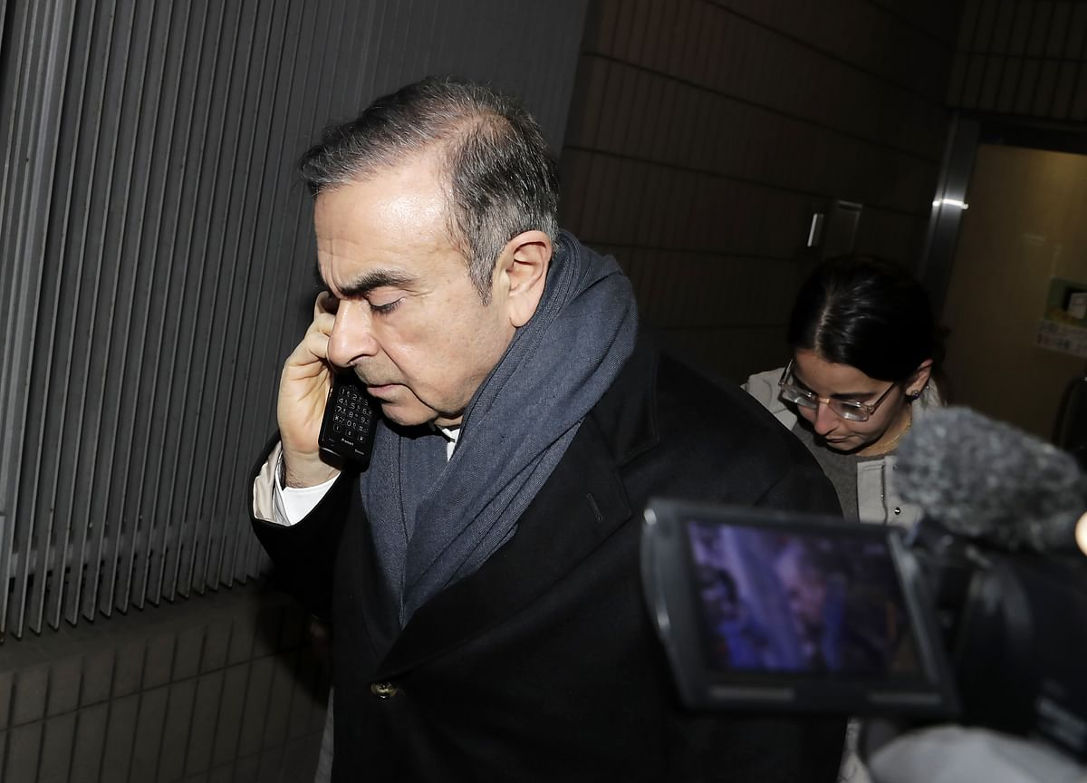 Carlos Ghosn, Once Again Fighting From Jail, to Lose Last Nissan Title