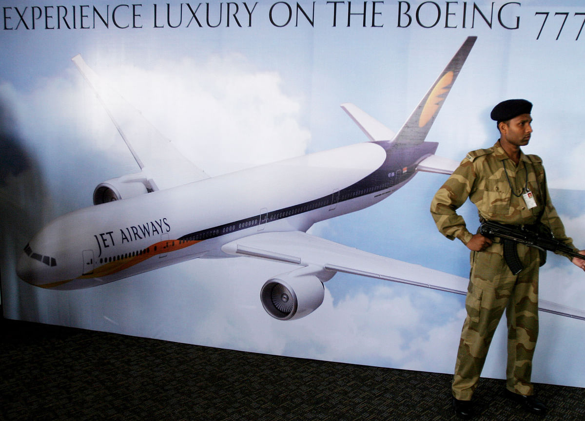 Jet Airways, Once India's Top Carrier, Fights to Keep Flying