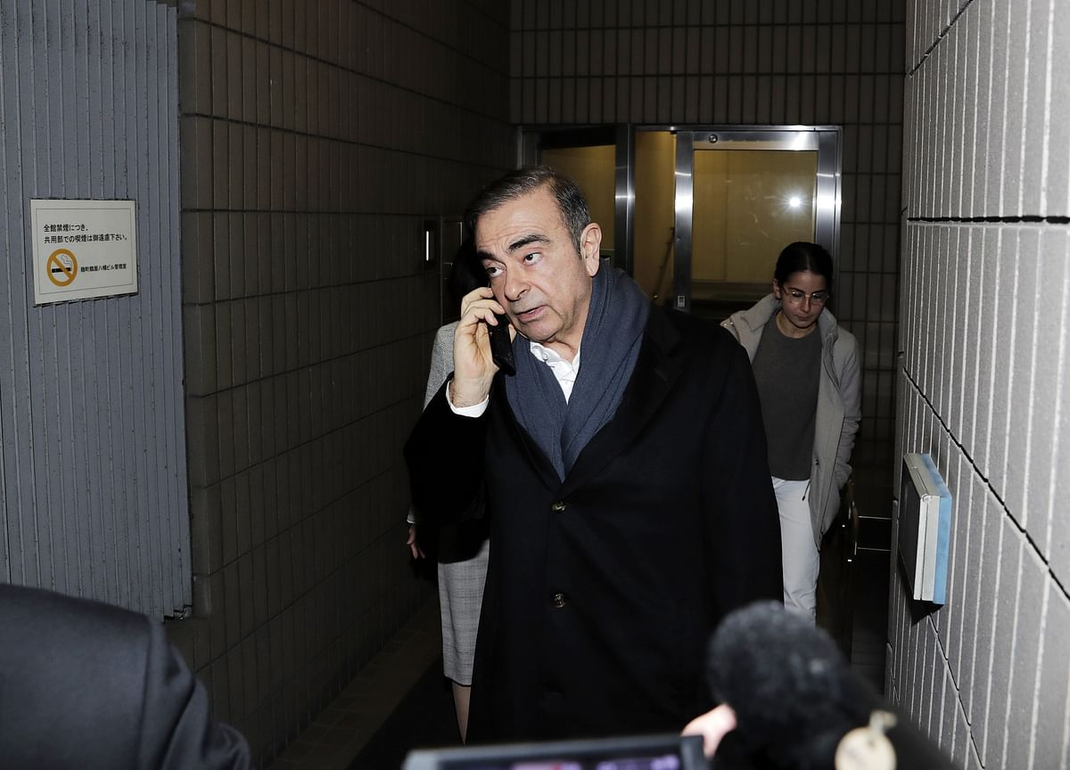Nissan CEO, Ghosn Sought New Alliance Partner, Email Says