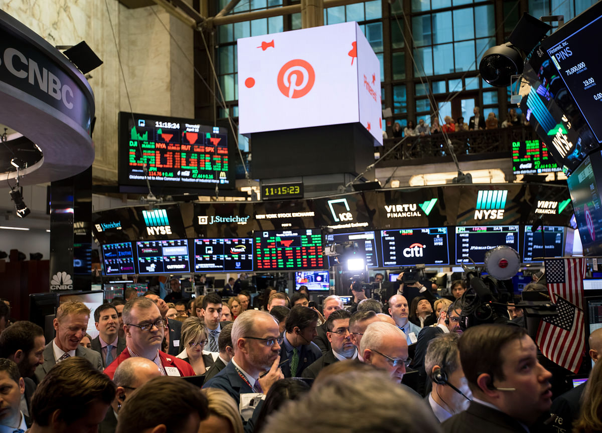 Pinterest, Zoom Video Debuts Set Pace for Unicorns' IPO Derby