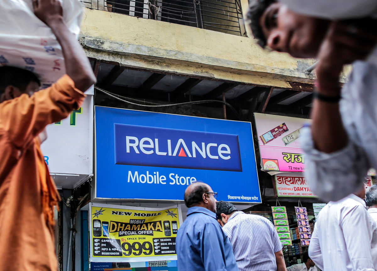 Reliance Communications' Resolution Plan Filed Before NCLT