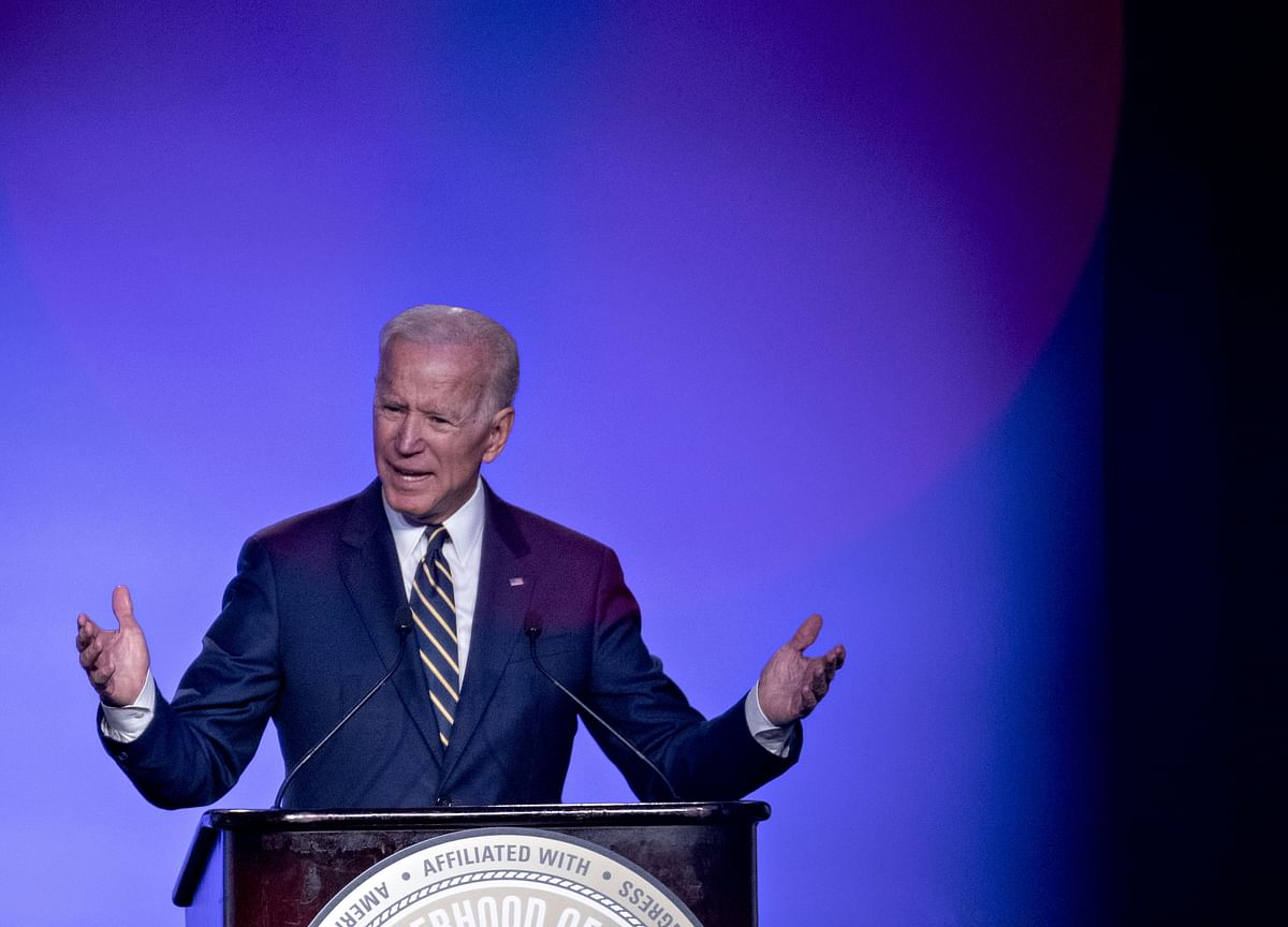 Joe Biden Is Running Against a Myth About Trump