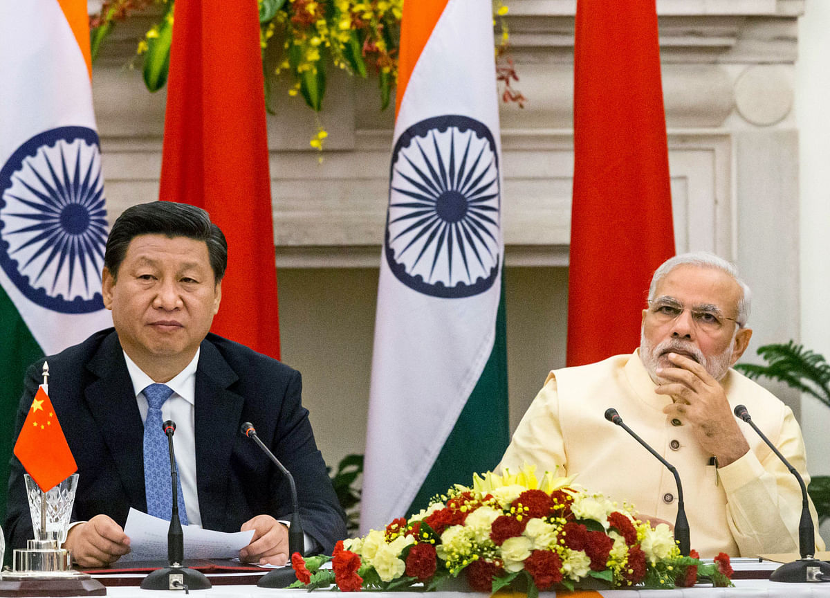 India Slips Further Behind China During First Five Years of Modi
