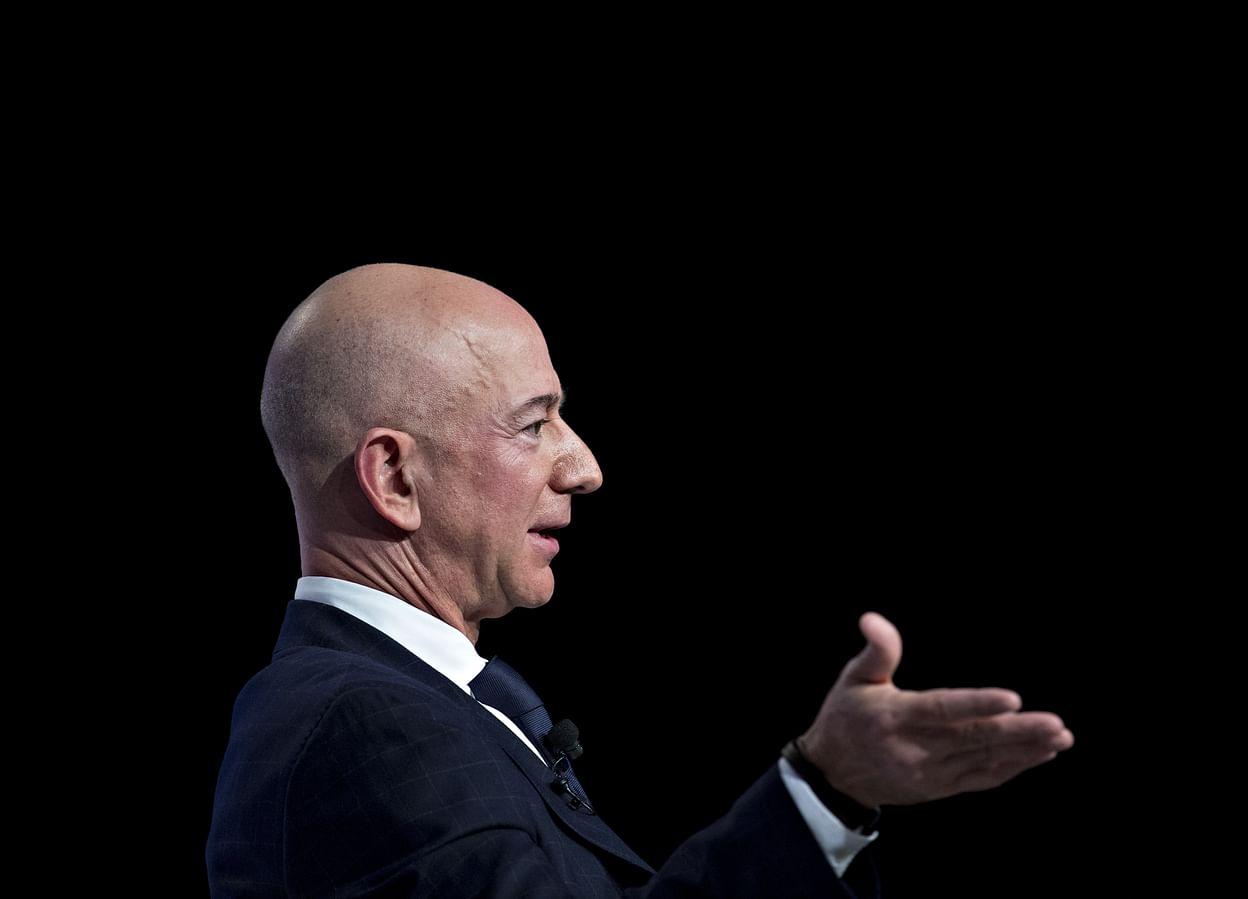 Bezos Disputes Amazon's Market Power. But His Merchants Feel the Pinch