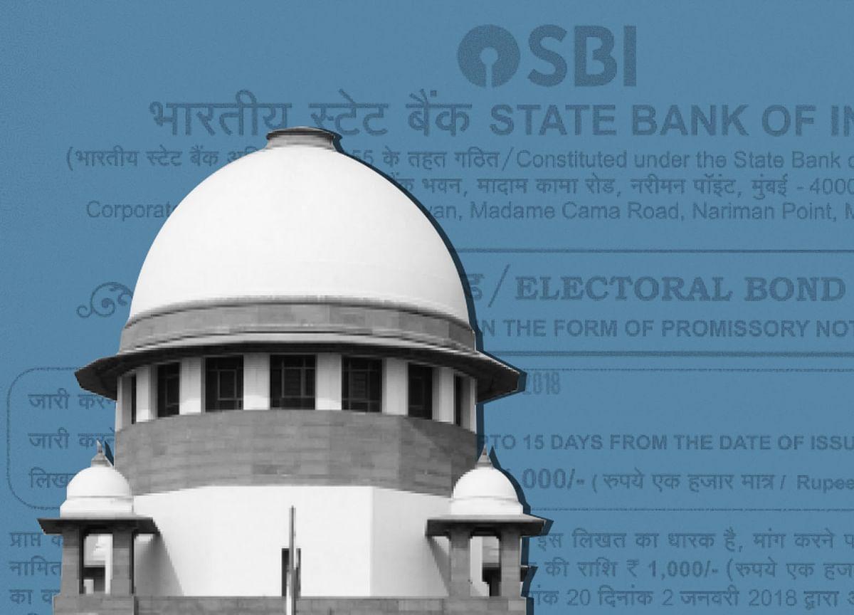 Centre to File Affidavit Over Hidden Number on Electoral Bonds