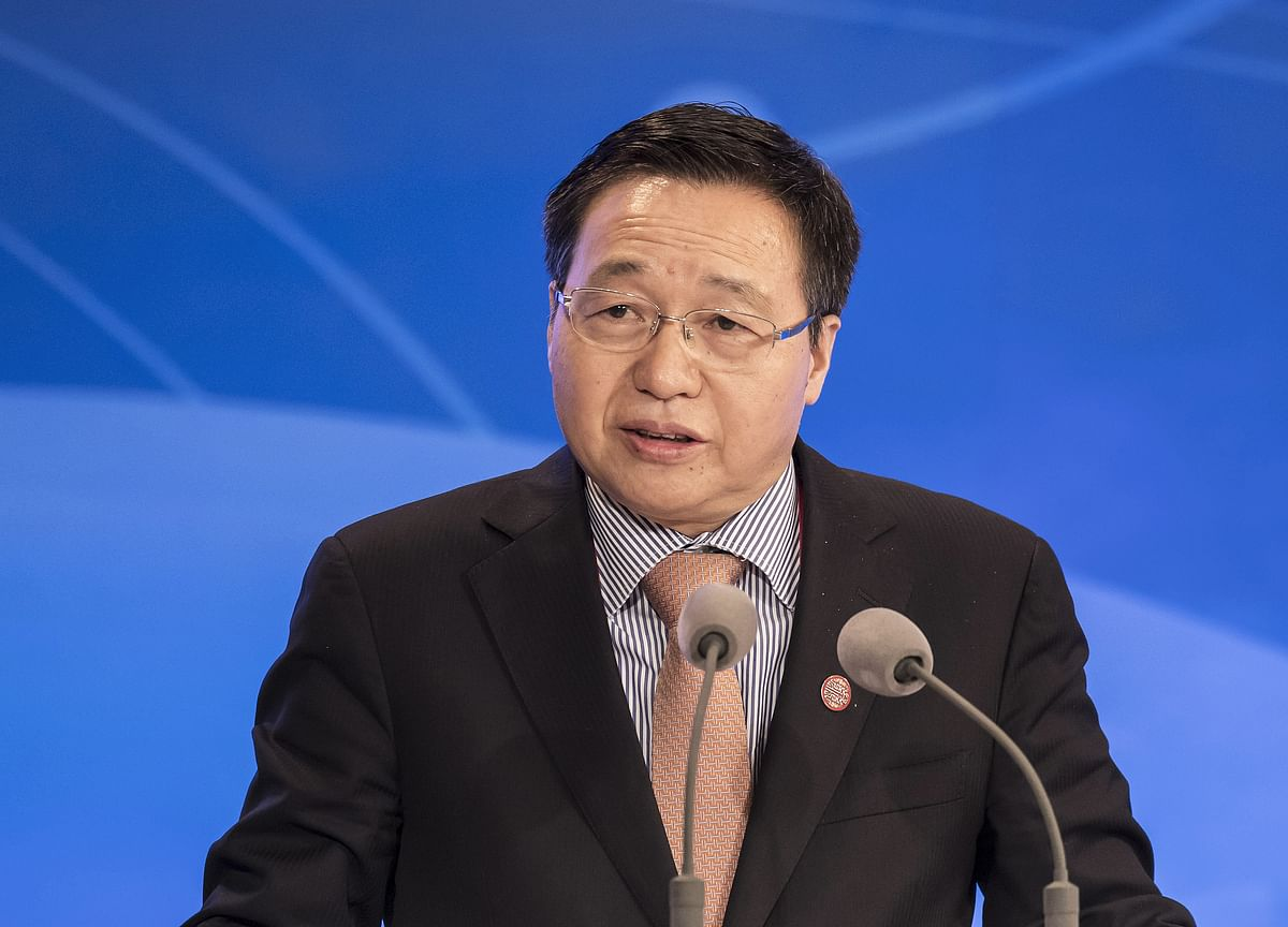 China Names Chen Siqing to Head World's Largest Bank