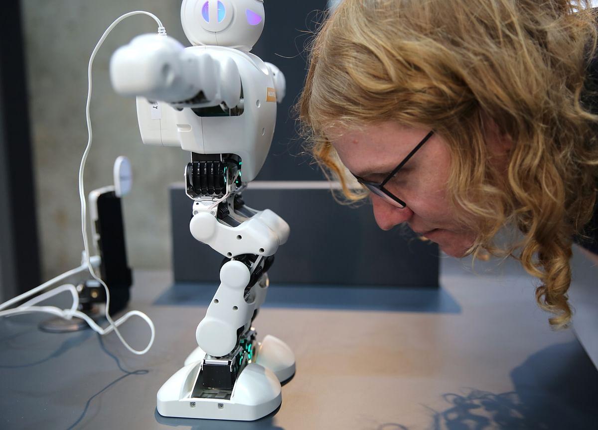 Big Data Won't Build a Better Robot