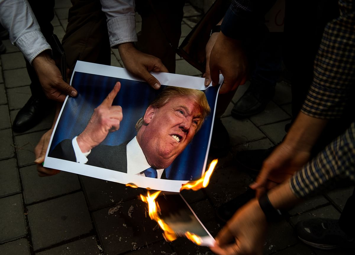 As the Iran Crisis Escalates, What Is Trump's Goal?