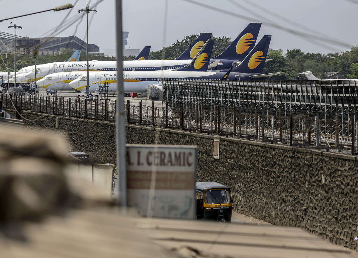 Airlines In Talks With Lessors To Take Over Jet Airways' Deregistered Planes, Says Aviation Secretary
