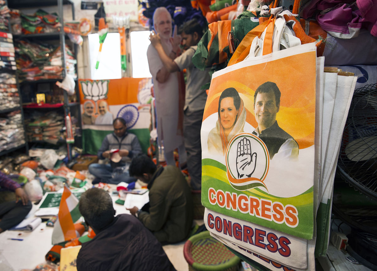 Congress' Lok Sabha Election Manifesto: Rahul Gandhi Outlines Five Main Themes Of Congress' Poll Pitch