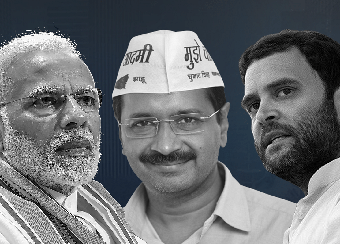 Election 2019: Will BJP Benefit From No Congress-AAP Alliance In Delhi?