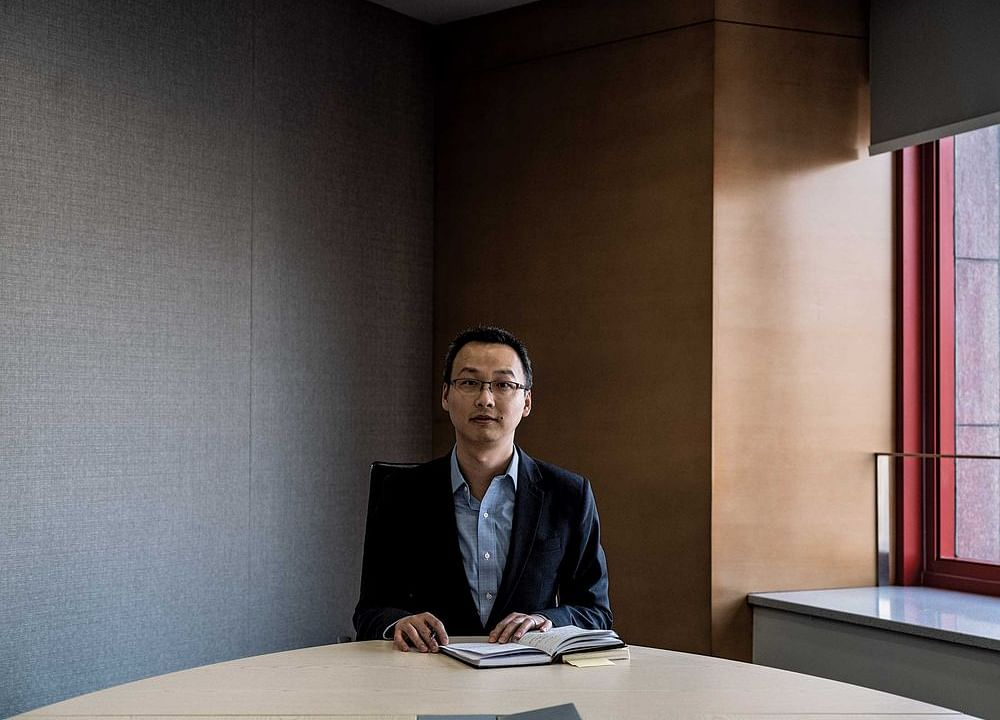 The Man Who Bet on Chinese Debt