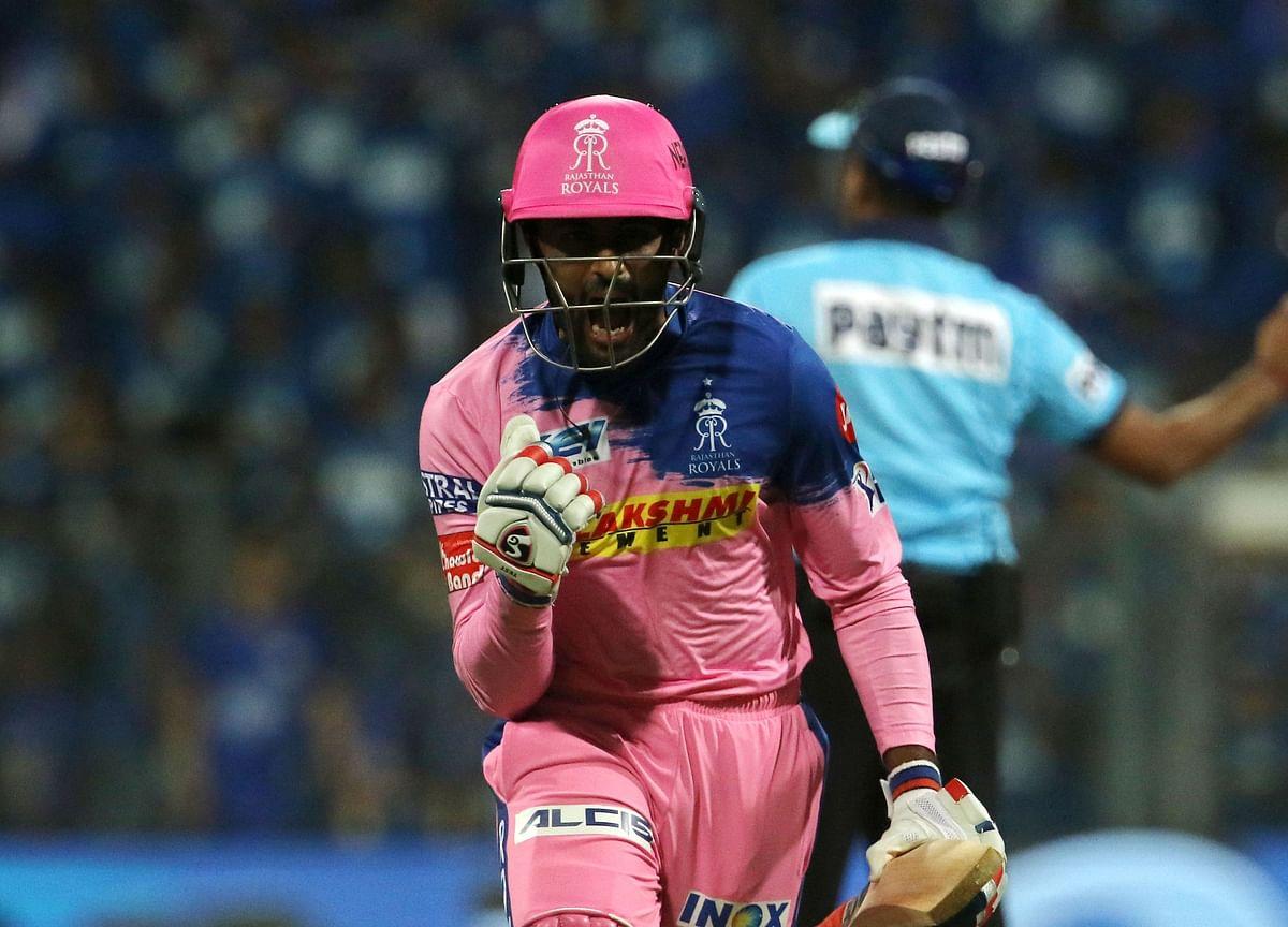 Buttler Scores 81, But Gopal Helps Rajasthan Cross the Line vs MI
