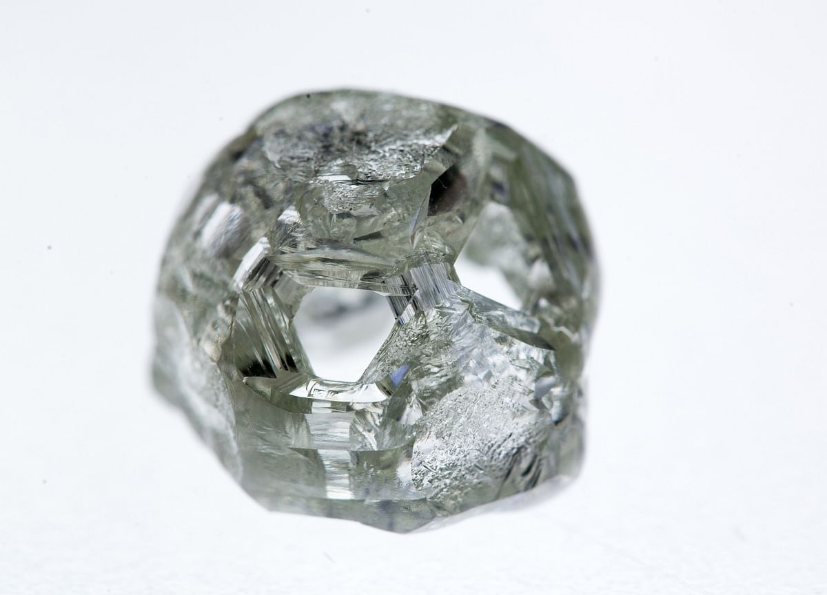 Second-Biggest Diamond in History Found, But It's Not That Great