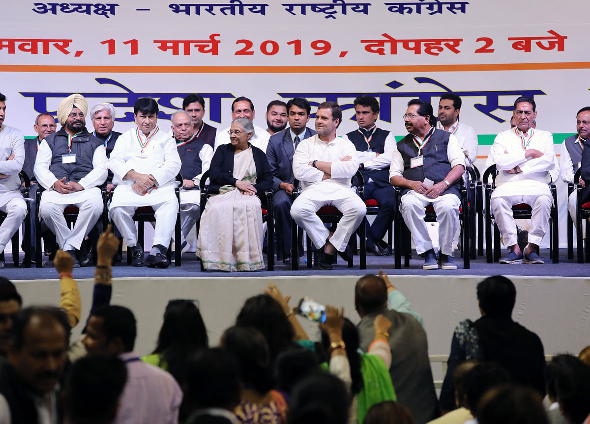 Rahul Gandhi Meets Delhi Party Leaders, Rethinks About Congress-AAP Alliance