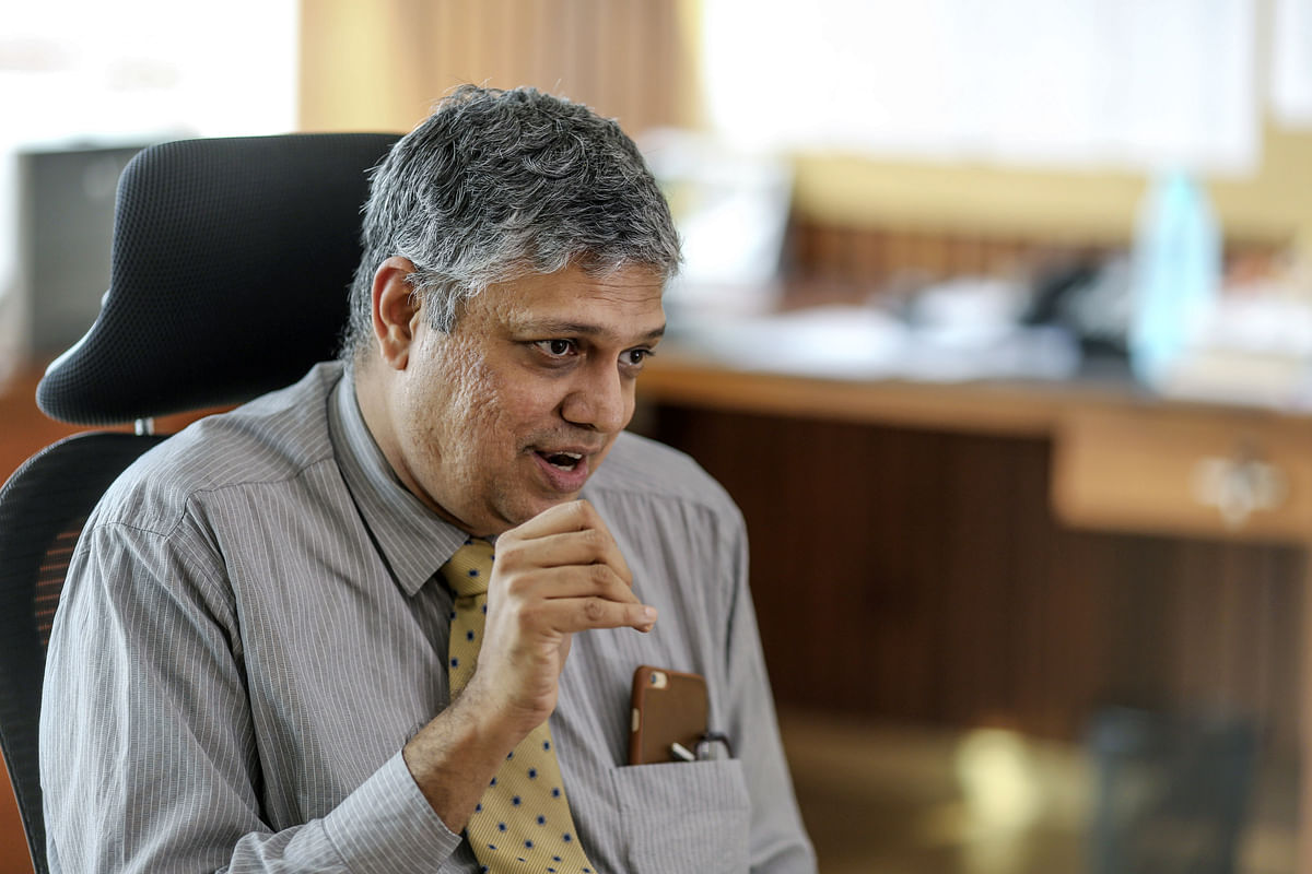 BQ Edge   Investing In Debt Better Than Buying Some Of The Consumer Stocks, Says  S Naren