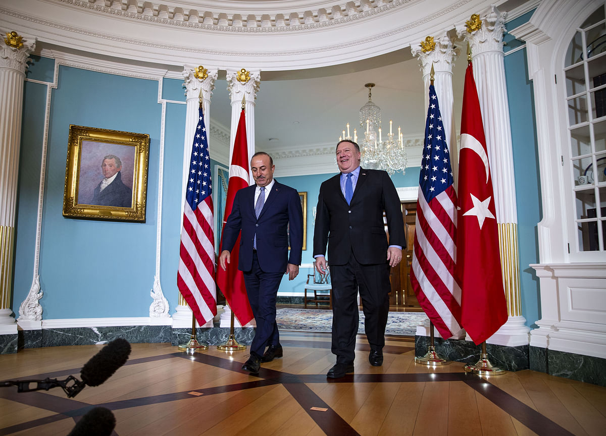The Mistrust Between the U.S. and Turkey Is Mutual