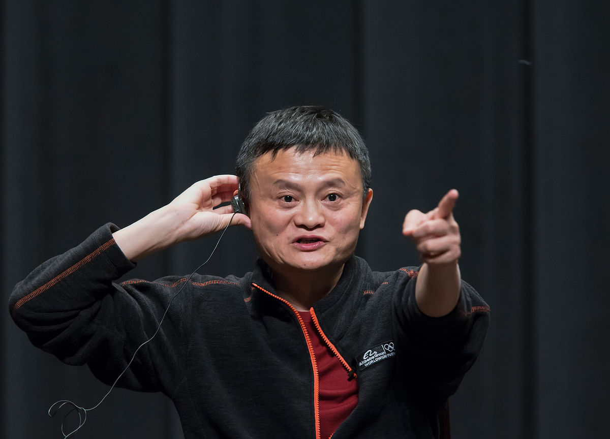 Jack Ma Draws Controversy by Lauding Overtime Work Culture