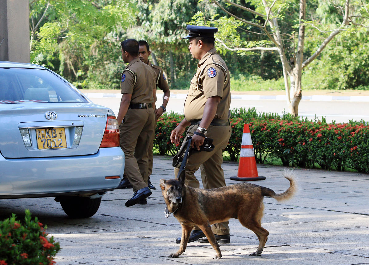 Sri Lankan Police Find 15 Bodies After Friday Shootout