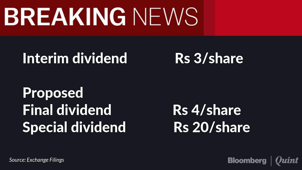 Mindtree Q4 Results 2018 19 Mindtree Announces Special Dividend