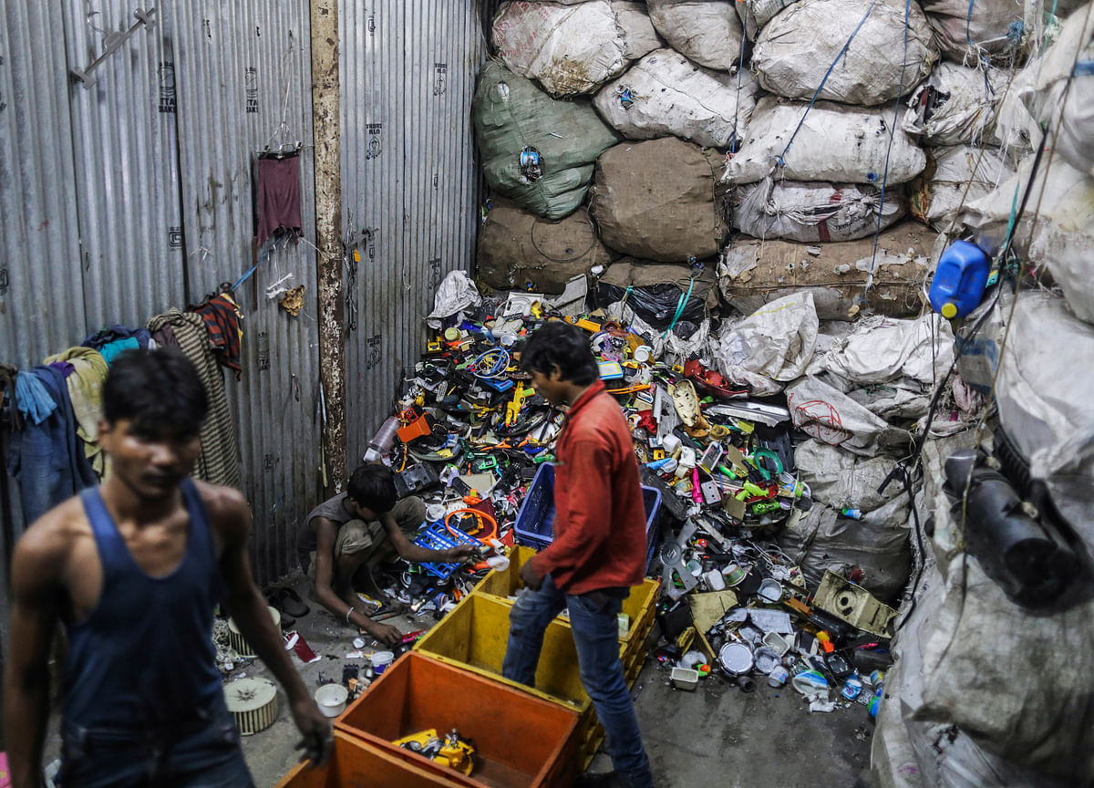 India Is Generating Much More Plastic Waste Than It Reports. Here's Why