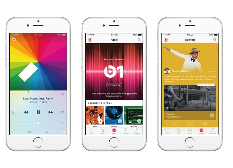 Apple Music Prices in India Slashed, One Month Plan for Rs 99 Now